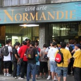 Cine Normandie en el programa de fortalecimiento patrimonial del Barrio San Diego
